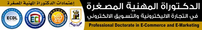 الدكتوراة المهنية المصغرة فى التجارة الإليكترونية والتسويق الإليكترونى